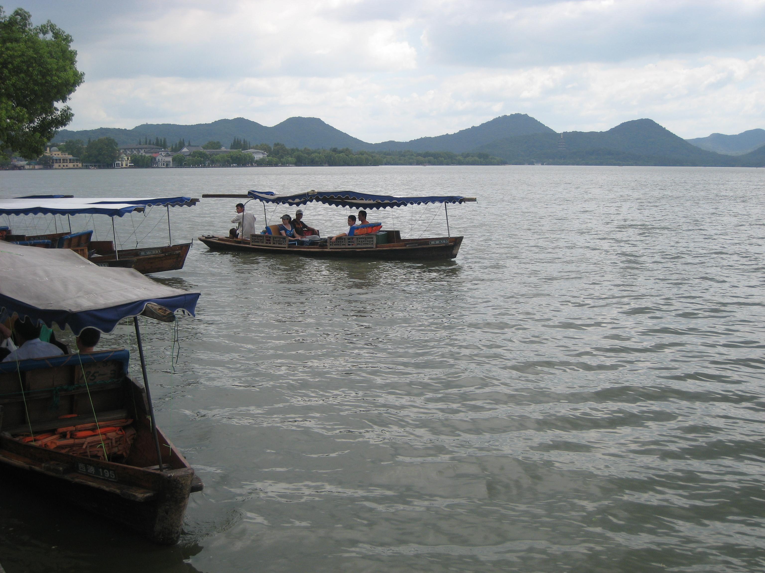 Hangzhou le lac